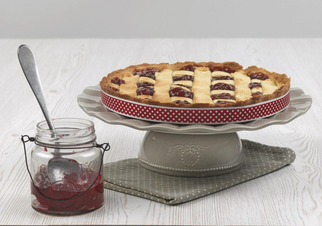 Nastro per alimenti DRESS CAKE PICCOLI POIS