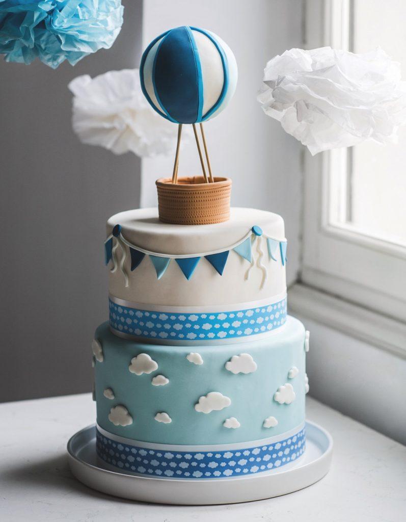 Nastro per alimenti DRESS CAKE NUVOLETTE