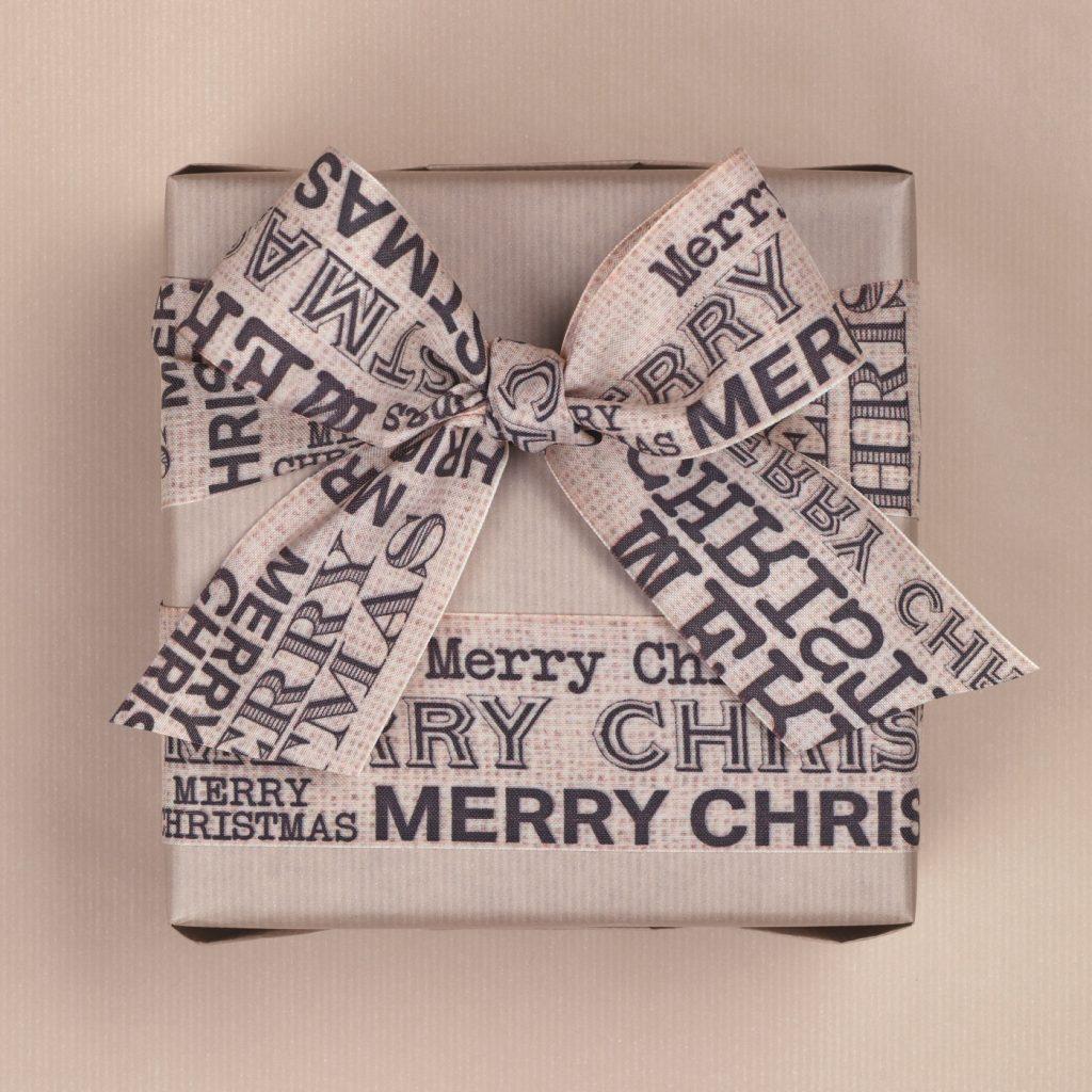 Nastro MERRY CHRISTMAS
