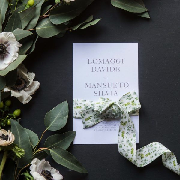 nastri per matrimonio e cerimonie