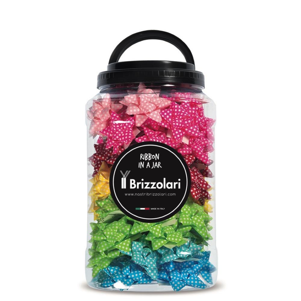 Jar stelle medie classico pois