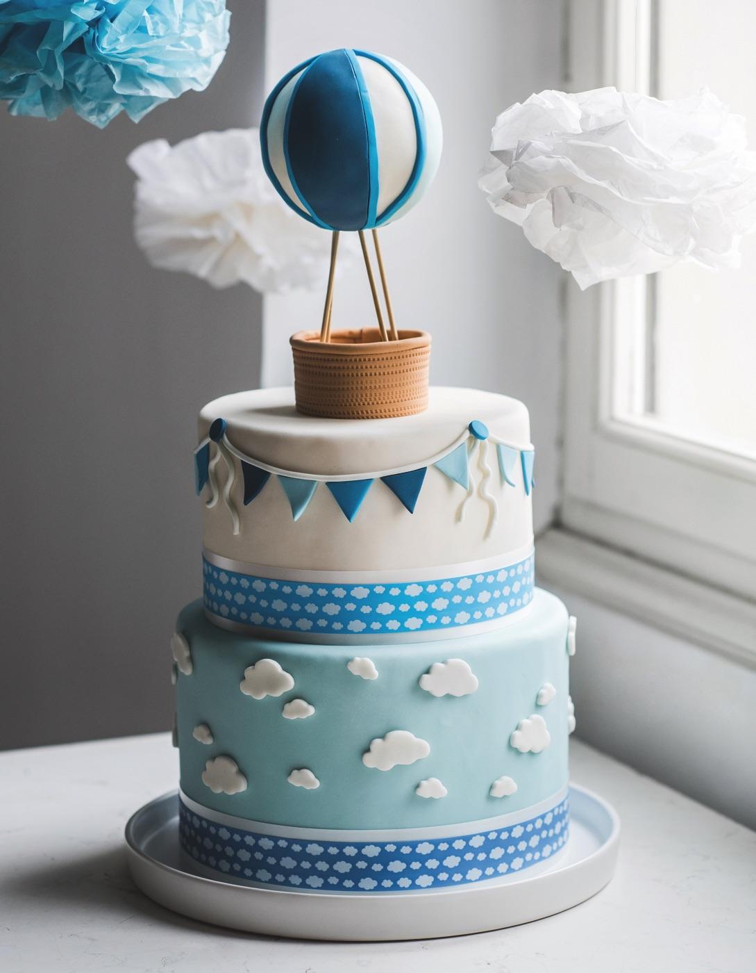 Battesimo: personalizza i tuoi dolci con i nastri Cake Dress