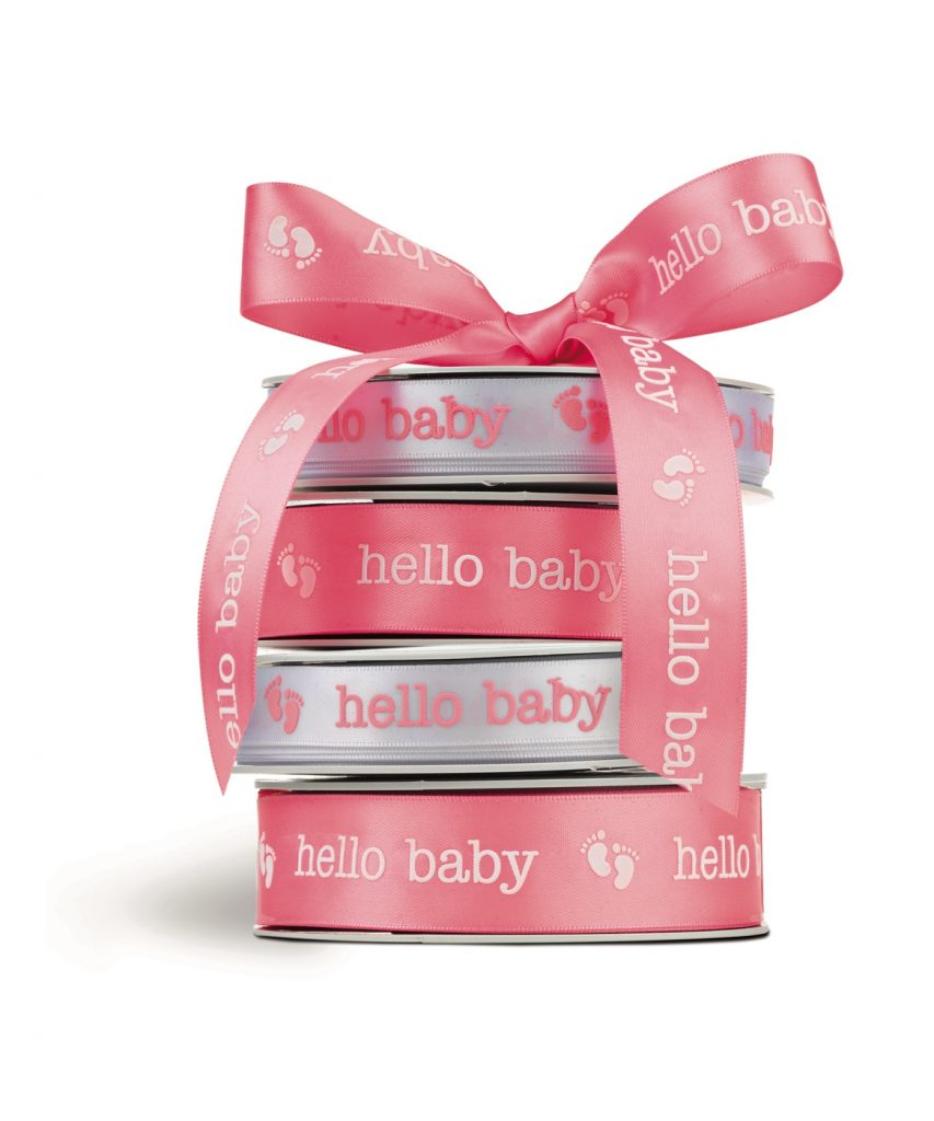 Nastro HELLO BABY