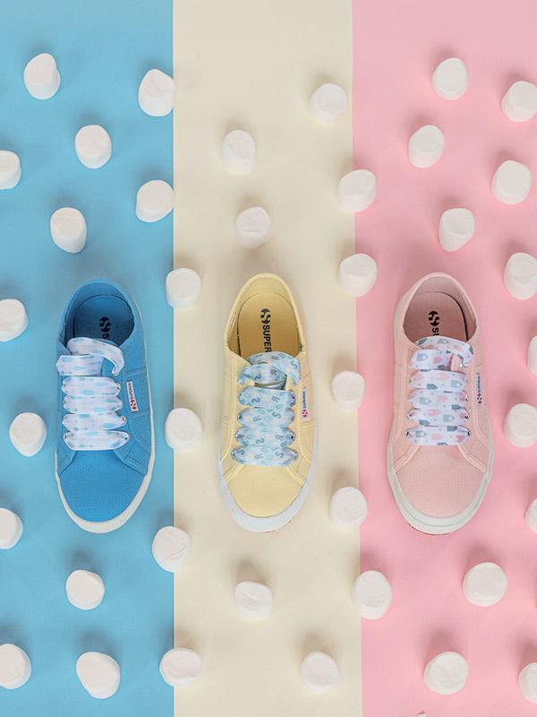 lacci colorati scarpe tuolace
